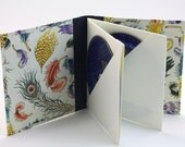 CD/DVD case for up to 4 Italian Feathers