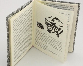 Mark Twain's Awful German Language, illustrated with Lino Cuts