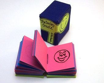 The Smiley Oracle - Limited Edition Artist Book