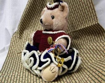 Yankee Doodle Patriotic bear