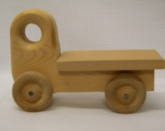 The Little Toy Truck for the Little Boy Truck Driver