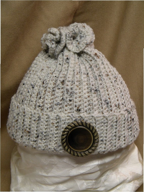 Hat and Neck Warmer Set