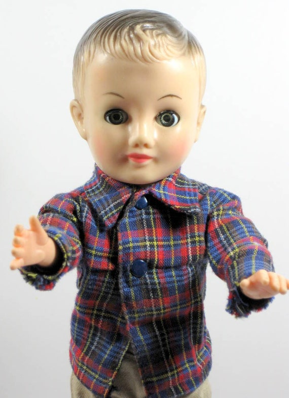 Vintage Vogue Doll Jeff 1959 Jill And Jans Friend Baby Boomers