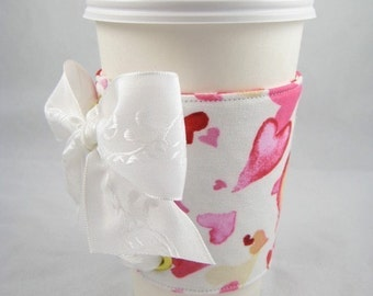 CoffeeSleeve (Instant Download) PDF Pattern- 3 Styles- aGreenSleeve, Eco-Friendly Coffee Sleeve, Coffee Cozy, Coffee Coat, Cup Cozy