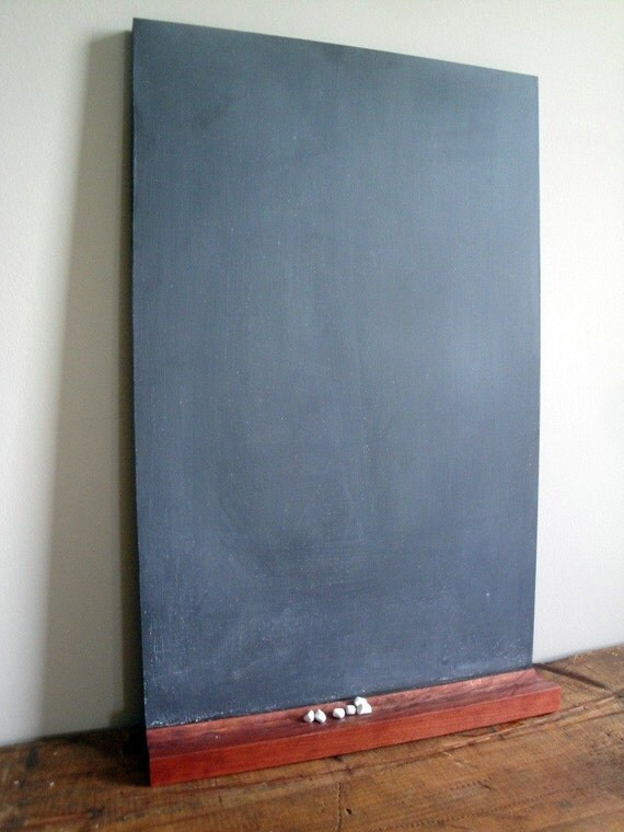 School House Chalkboard with Hand Gouged Chalk Tray -Reserved for Patrick