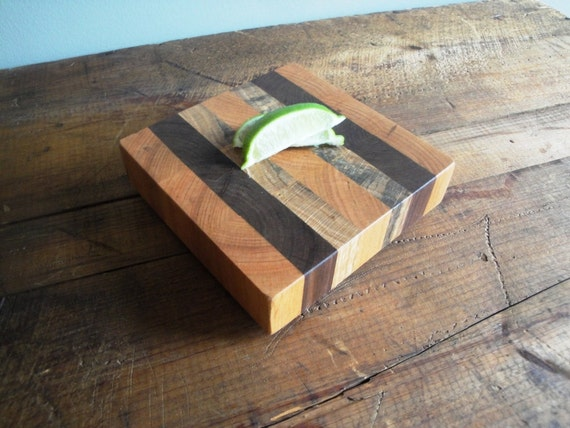 Chopping Block - Cherry, Walnut, Oak Butcher's Block
