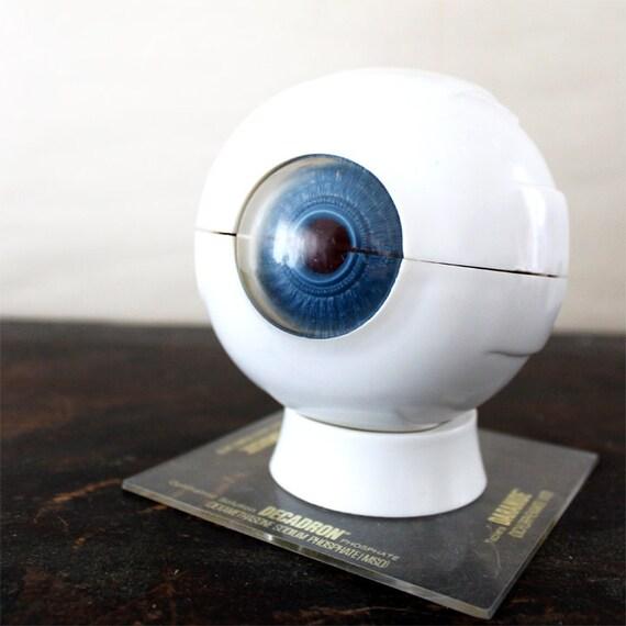 Vintage Medical Model - Eye