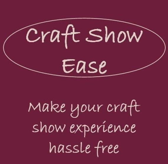 Craft Show Ease - Craft fair profitability calculator, hassle free