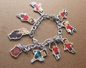 Spain National Team Charm Bracelet