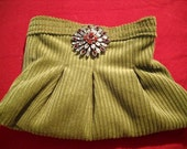 vintage style clutch