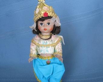 Vintage Madame Alexander Thailand Doll