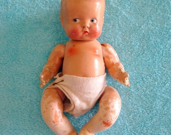1930s Composition Baby Doll Too