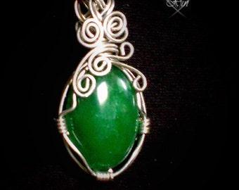 Green Apple Swirls