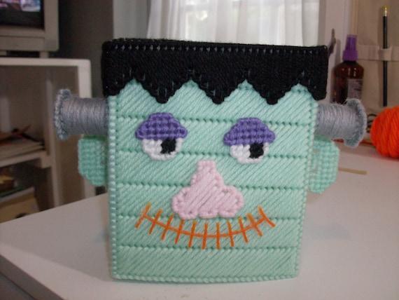 Frankenstein Tissue Box