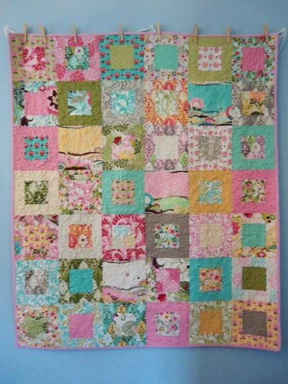 Hunky Dory Quilt -- RESERVED FOR lanlizzy