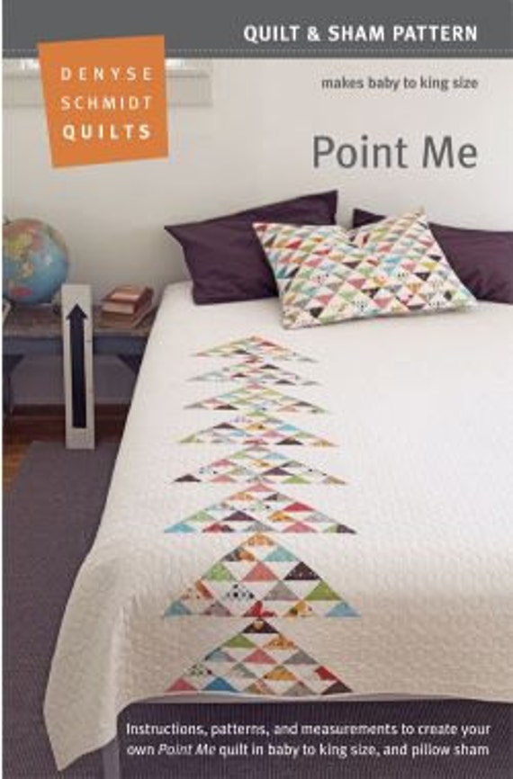 Denyse Schmidt Point Me Quilt Pattern