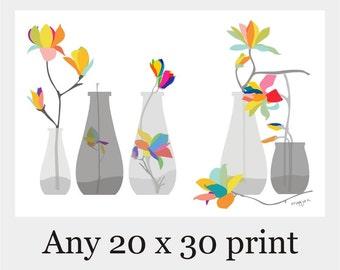 "Any Print As 20x30"" - large wall art print,Large Print,Extra Large Wall Art Print,Modern Wall Art,Oversized Art,Office Decor,Minimalist Art"