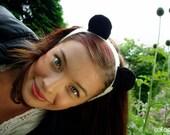 Panda Headband