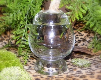 Rolly Polly All Glass terrarium Vase-Make your own terrarium-Wedding decor centerpiece or party favor