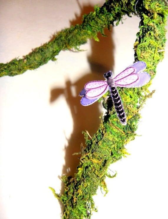 1 yard of Moss Vine Garland-Fairy Garden Rope-Moss Hearts-Baskets-Wreaths-Terrariums-Vivariums-Weddings-Dart Frog Tanks