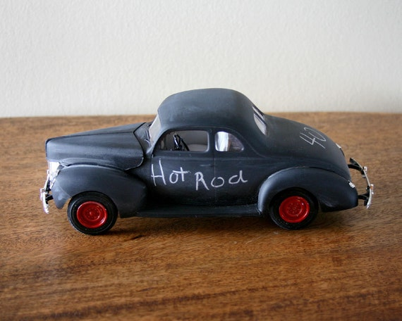 1940 Ford Chalkboard Car