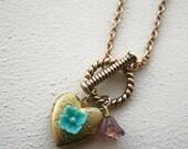 Keeper Secret Necklace