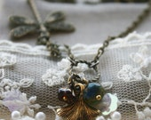 Dragonfly Lullaby Necklace