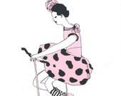 Cherchez la Femme - pink