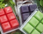 Pick 3, Wax Melt special deal, Your choice, strong scented wax melts, no burn home scent, aromatherapy