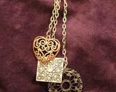 Metal Valentines