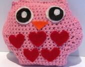 Amigurumi Love Owl