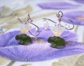 Lil' Lily Pad Earrings