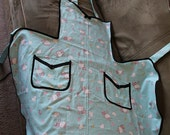 RESERVED Hello Kitty Apron THEATERBELLE