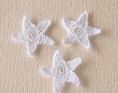 Crochet Star (1.5 inches) - star-04