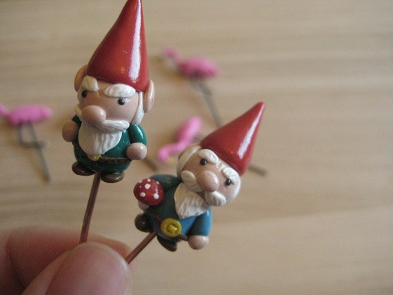 Miniature Garden Gnomes For A Tiny Terrarium