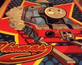 Thomas the Tank Engine Fleece Throw Blanket