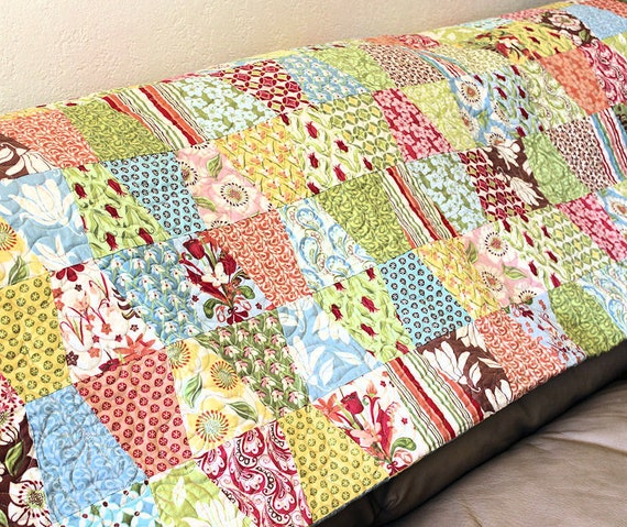 quilt twin bed 2