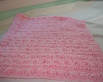 Pink Baby Blanket