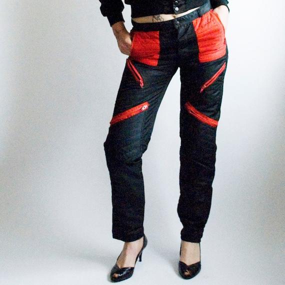 Vtg Parachute Pants 1980's 30 x 32