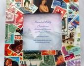 Rubens Stamp Collector - Mini Photo Frame