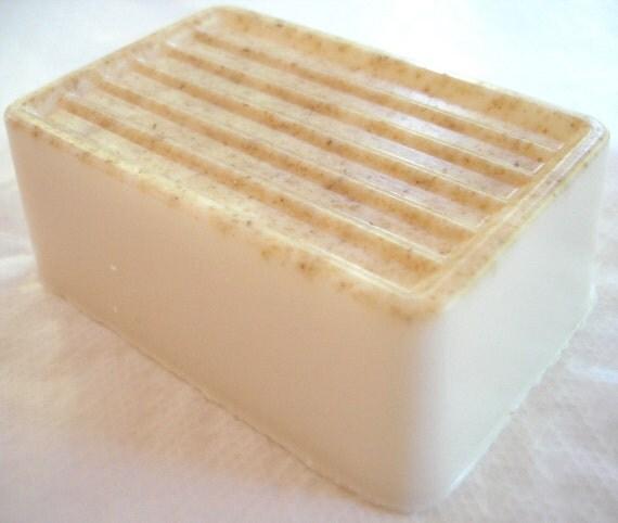 Handmade Shea Butter Soap One Bar 6.5 oz DANISH BUTTER COOKIE Free Shipping