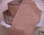 "Ribbon, Hopsack Ribbon - 4"" 10 yard roll"