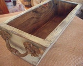 Rustic Chic Planter Box - small Versailles 14 inch