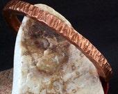 Copper Square Rod Bangle