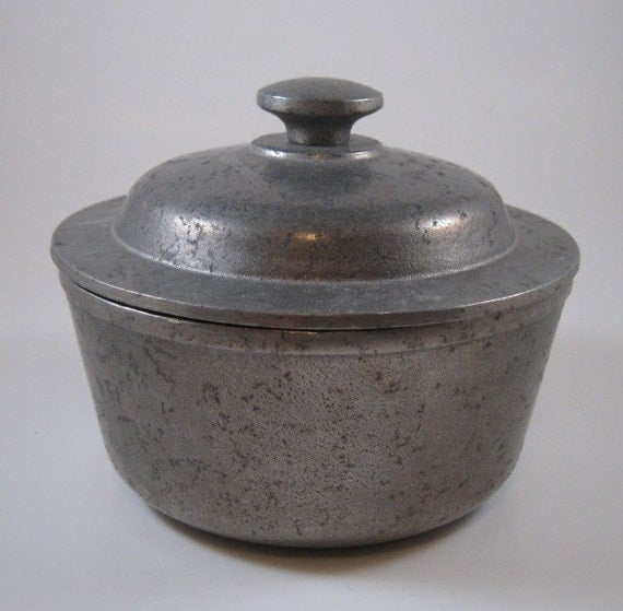 New Columbia (PA) United States  city pictures gallery : Wilton Columbia PA Pewter Pot with Lid by tolemountain on Etsy