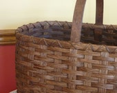 Craft Caddy Tote Basket