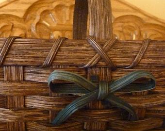 Mini Shelf Basket