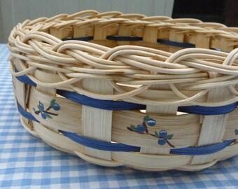 Blueberry Muffin Basket