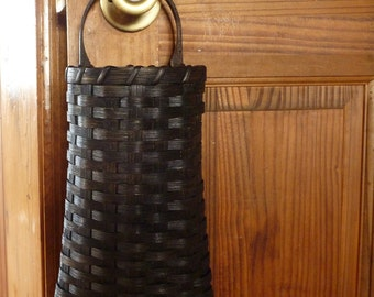 Grungy Wall Basket