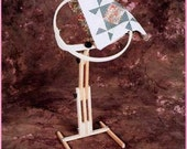 Frank A Edmunds Quilters Wonder Quilting Hoop and Floor Stand